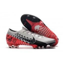 Scarpe da calcio Nike Mercurial Vapor XIII Elite FG NJR Cromo Nero Rosso