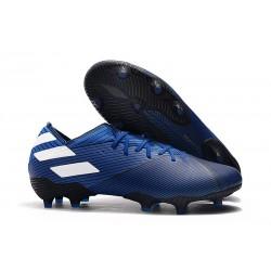 adidas Performance Nemeziz 19.1 Fg - Blu Bianco