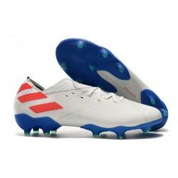 adidas Performance Nemeziz 19.1 Fg - Bianco Rosso Blu