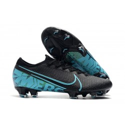 Scarpe da calcio Nike Mercurial Vapor XIII Elite FG Nero Blu