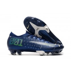 Nike Dream Speed Mercurial Vapor 13 Elite FG Scarpa Uomo Blu