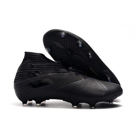 adidas Nemeziz 19+ FG Scarpa da Calcio - Nero