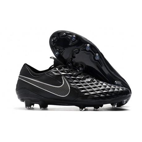Nike Scarpe da Calcio Tiempo Legend 8 Elite FG - Nero