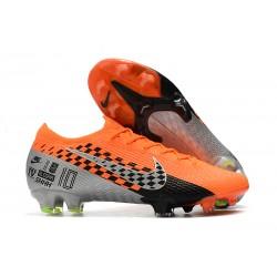 Nike Mercurial Vapor 13 Elite FG Scarpa Uomo Arancione Cromo Nero