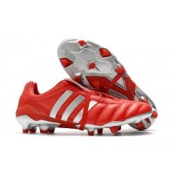 Scarpe da Calcio Adidas Predator Mania Og FG Predator Rosso Metallico