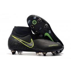 Nike Phantom VSN Elite DF SG-Pro AC Nero Volt