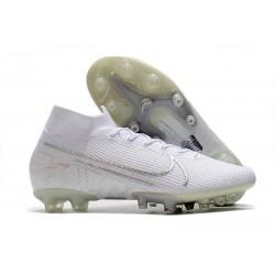 Scarpa Nike Mercurial Superfly VII Elite AG-PRO Bianco