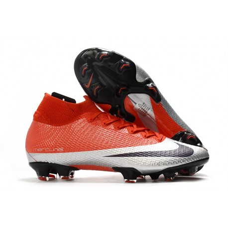 Nike Future DNA Mercurial Superfly 7 Elite SE FG - Rosso Argneto