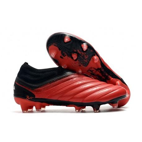 adidas Scarpe Copa 20+ FG -Rosso Active Bianco Nero Core
