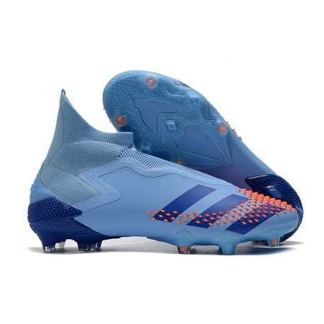 adidas Scarpe Predator Mutator 20+ FG - Blu Arancio