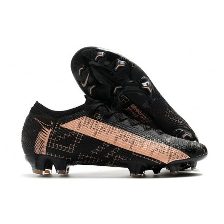 Scarpa Nike Mercurial Vapor 13 Elite FG Nero Rosa