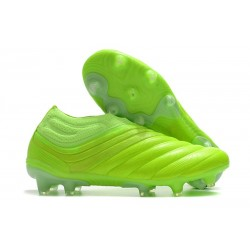 adidas Scarpe Copa 20+ FG - Verde Signal