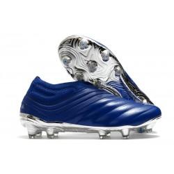 adidas Scarpe Copa 20+ FG - Blu Team Royal Argento Metallico
