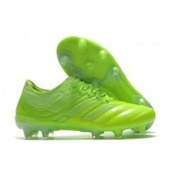 Scarpe da Calcio adidas Copa 20.1 FG Verde Signal Bianco