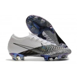 Nike Mercurial Vapor XIII Elite FG Dream Speed 3 - Bianco Bianco Nero