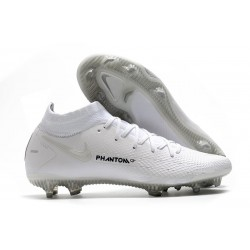 Nike Scarpe Phantom GT Elite Dynamic Fit FG Bianco